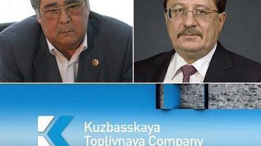 """Aman Tulejew (po lewej) ma pwoiązania z KTK. Igor Prokudin (po prawej) to jeden z członków zarządu spółki. Czy mają coś wspólnego z """"aferą podsłuchową"""" w Polsce?"""