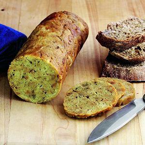 Seitan - gluten w prawie czystej postaci. Składnik dan wegetariańskich