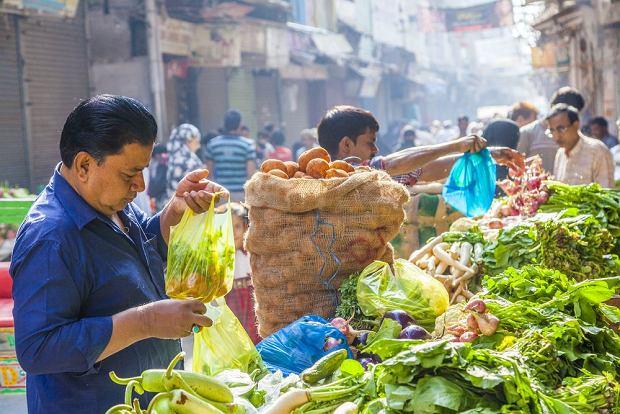 Indie Delhi - Bazar Chawri / shutterstock