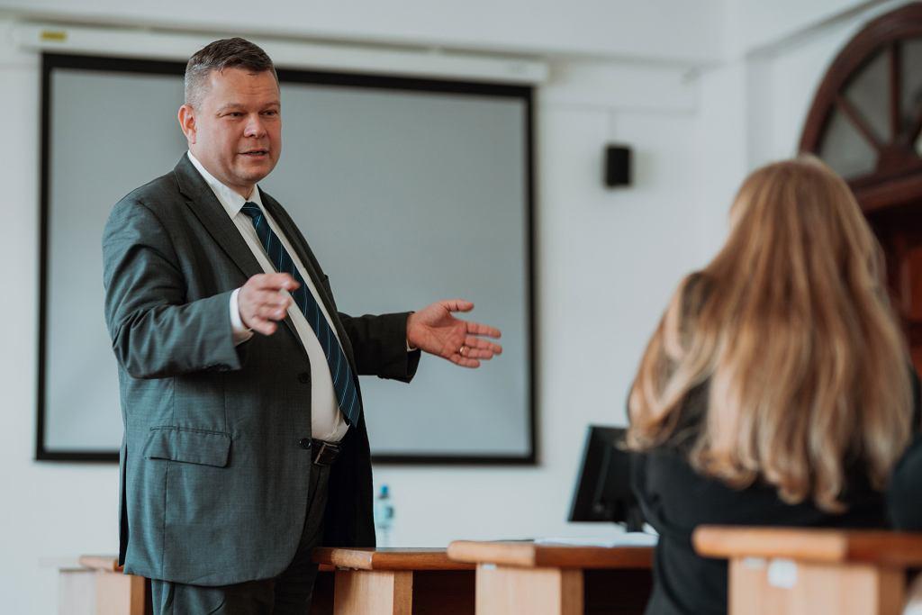 Prof. Rafał Wojciechowski