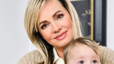 Weronika Marczuk z córką