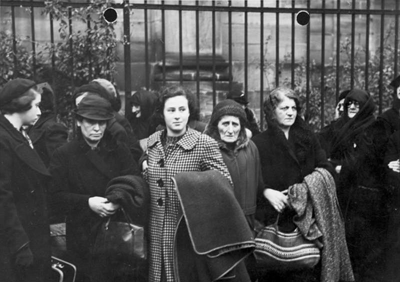 Akcja wydalenia Żydów polskich w Norymberdze (28 października 1938 r.)