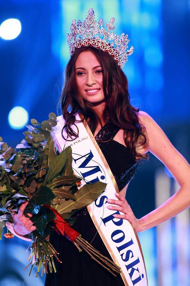 Płock. Miss Polski . FOT. PIOTR AUGUSTYNIAK / AGENCJA GAZETA