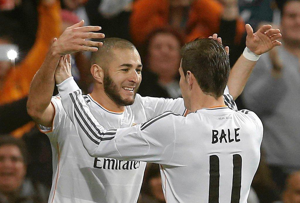 Karim Benzema i Gareth Bale