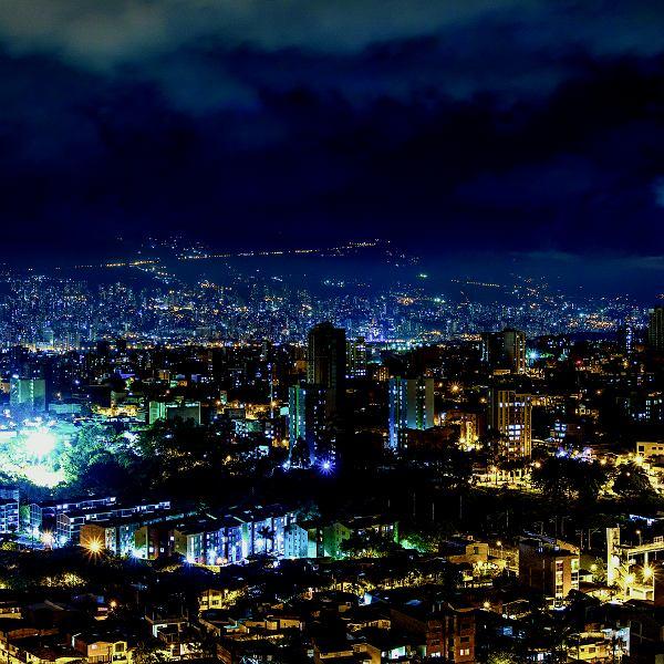 Medellin - miasto Pablo Escobara
