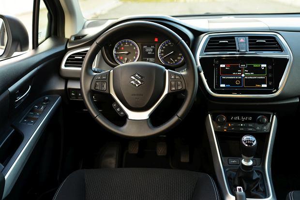 Suzuki SX4 S-Cross Hybrid