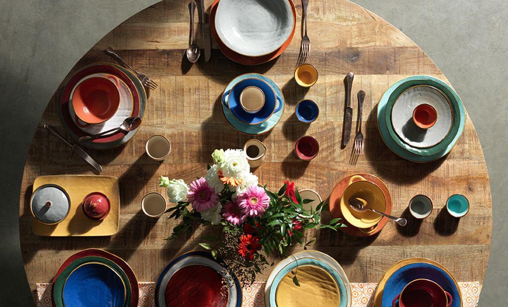 Kolorowa ceramika na każdą okazję.