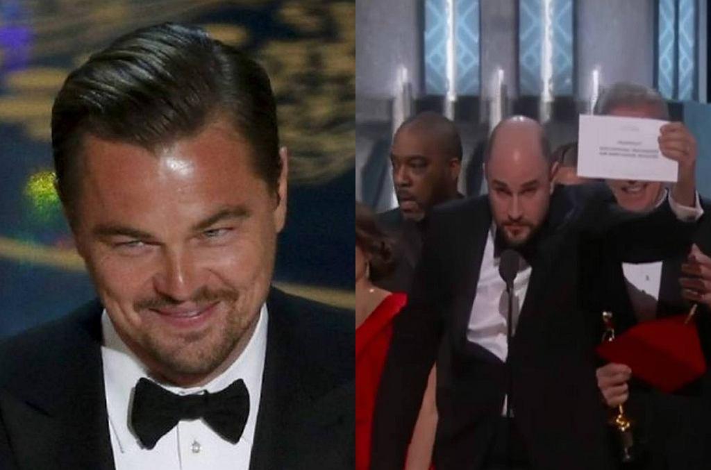 Leonardo DiCaprio i zamieszanie na Oscarach