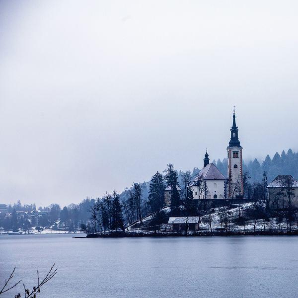 Słowenia, miejscowość Bled
