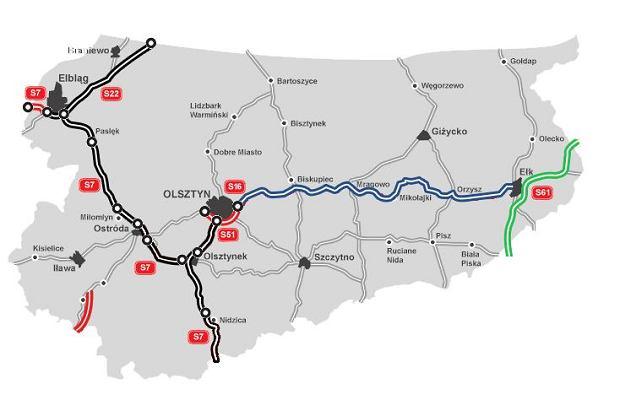 Kolejny odcinek Via Baltica wkrótce w budowie