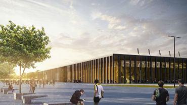 Konkurs wygrało biuro RS Architekci z Rudy Śląskiej
