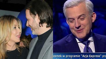 Małgorzata Rozenek, Radosław Majdan, Hubert Urbański