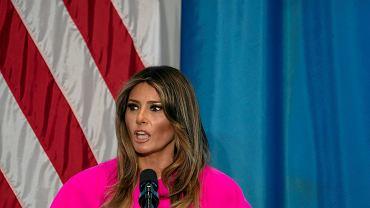 Melania Trump otwarcie krytykuje odbieranie dzieci nielegalnym emigrantom