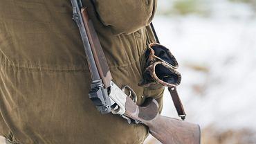 Broń myśliwska (zdjęcie ilustracyjne)