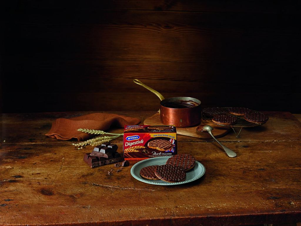 McVitie's Digestive Dark Chocolate