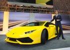 Salon Genewa 2014   Lamborghini Huracan LP 610-4   Następca Gallardo
