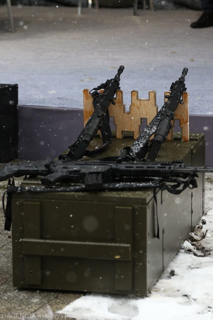 Producent i MON odpowiadają na tekst o karabinie Grot. Resort obrony: Przeszedł wszystkie niezbędne badania (zdjęcie ilustracyjne)
