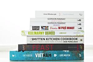 Książki kulinarne - nowa porcja pysznych lektur