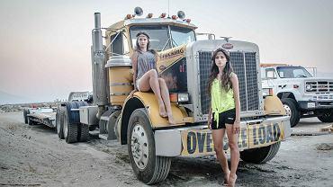 Bliźniaczki Katarzyna i Karolina Kowalczyk w Arizonie. Wyprawa do Stanów Zjednoczonych i Meksyku, 2015 r.