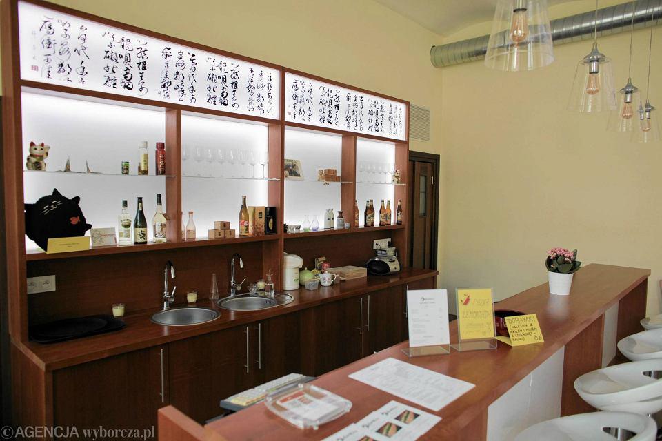 Kuroneko Japońska Kuchnia W Oryginalnym Wydaniu Zdjęcia