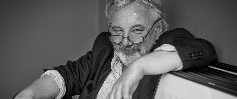 Nie żyje Ryszard Kaja. Polski mistrz plakatu miał zaledwie 57 lat