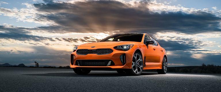Kia Stinger w zupełnie nowej wersji GTS. Z V6 i specjalnym Drift Mode