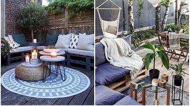 Meble na balkon i do ogrodu.