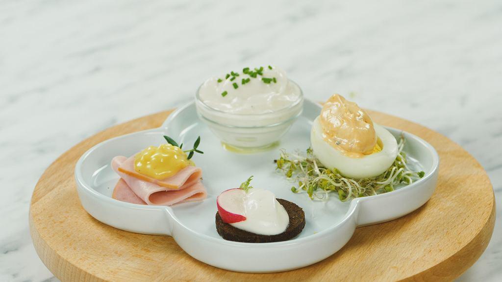 4 sposoby na domowy majonez