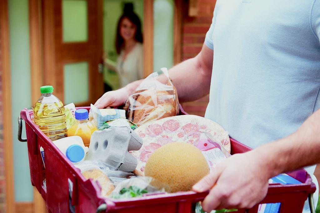 Spożywczak z internetu - gdzie najlepiej robić zakupy?