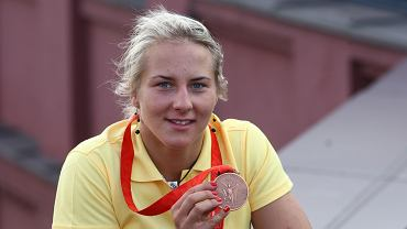 Rio 2016. Agnieszka Wieszczek-Kordus z brązowym medalem igrzysk olimpijskich w Pekinie