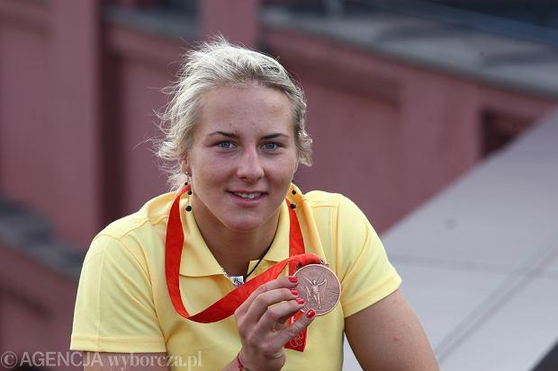 Rio 2016. Agnieszka Wieszczek-Kordus odpadła z turnieju olimpijskiego zapasów