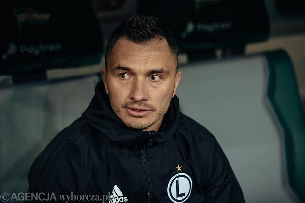 Marek Saganowski skomentował zwycięstwo Legii z Lechią