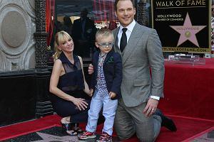 Chris Pratt szczerze o walce o życie syna: Było wiele negocjacji z Bogiem