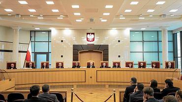 Publiczne ogłoszenie orzeczenia Trybunału Konstytucyjnego