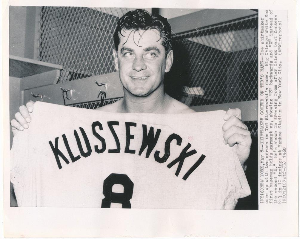 Ed Kluszewski