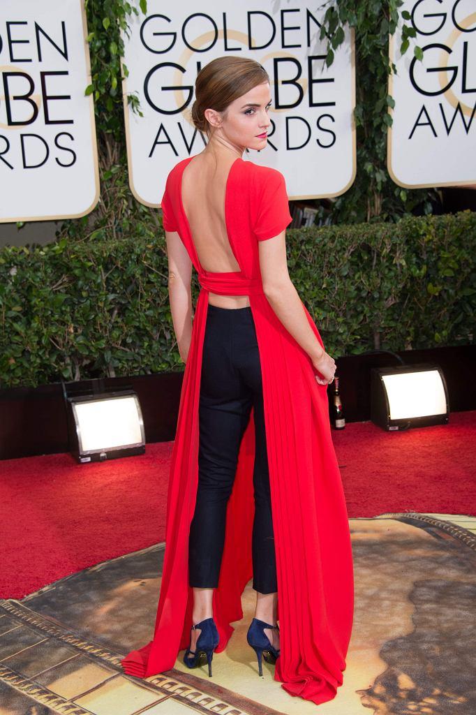 Emma Watson, Złote Globy 2014