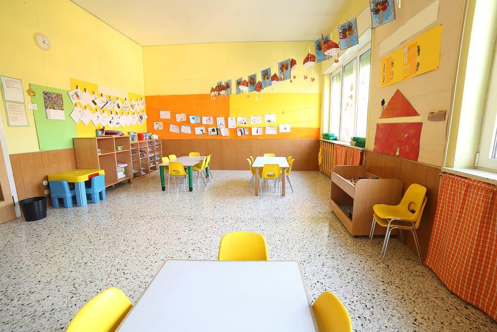 Puste przedszkola w czasie pandemii koronawirusa/zdjęcie ilustracyjne