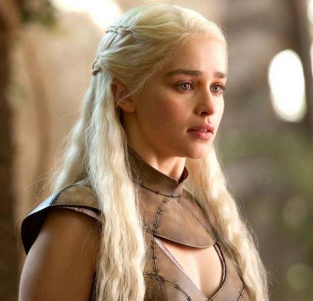 Emilia Clarke, Gra o tron