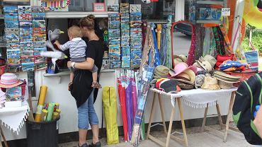 Kiosk wielobranżowy (zdjęcie ilustracyjne)