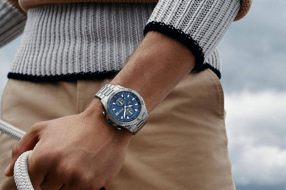 Męski zegarek Hugo Boss