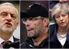 Jeremy Corbyn: Theresa May powinna wziąć rady od Kloppa, jak uzyskać dobry wynik