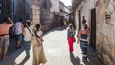 Zanzibar przypomina turystom, że za nieprzyzwoity strój grożą kary // ZDJĘCIE ILUSTRACYJNE