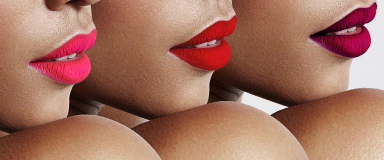 Matowe pomadki - sposób na modny makijaż. Jaką wybrać na wiosnę?