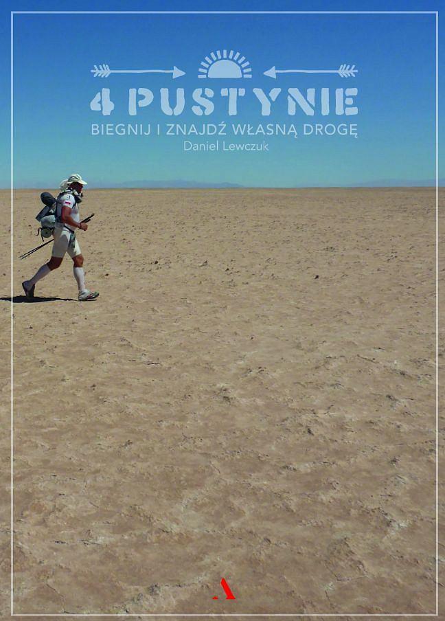 '4 pustynie. Biegnij i znajdź własną drogę'