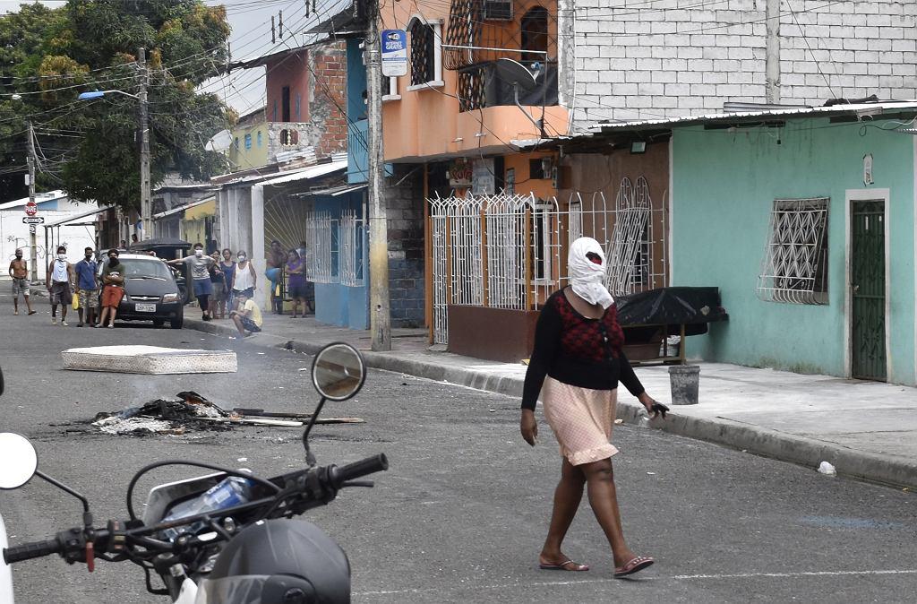 Guayaquil w Ekwadorze