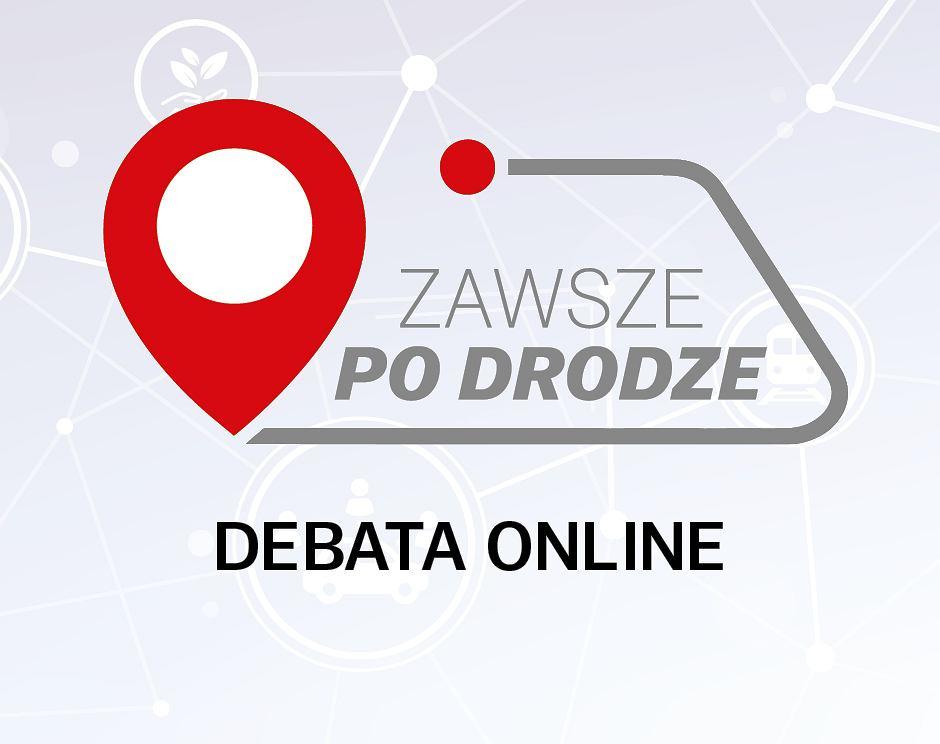 Debata 'Zawsze po drodze' już w środę, 24 marca o godzinie 11.