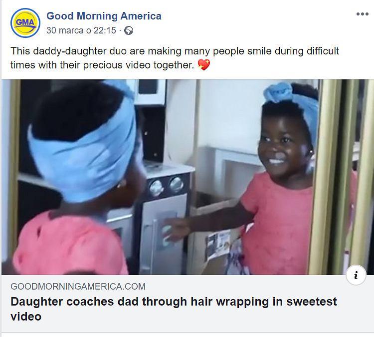 Facebook - Good Morning America