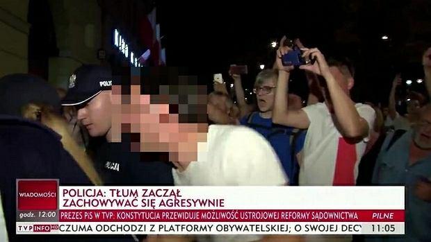 27-letni Michał M. ma postawione zarzuty