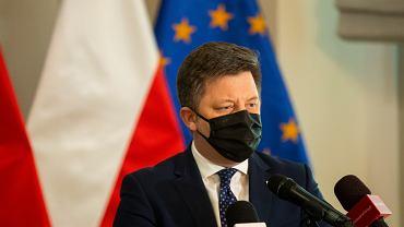 Michał Dworczyk: Osoby, które zrezygnowały ze szczepienia, będą musiały zaczekać na swoją kolej