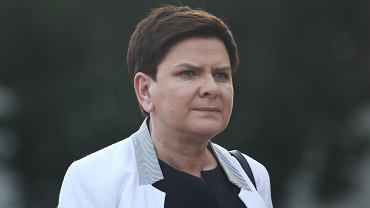 Deputowana Parlamentu Europejskiego Beata Szydło